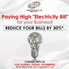 Reduce your Electricity Bill