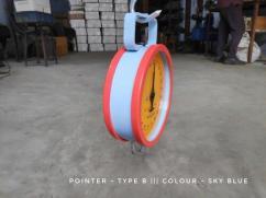 Innoweight circular Weighing scale