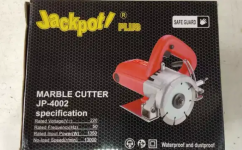 Jackpot cutter machine