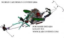world wide car design contest-2016