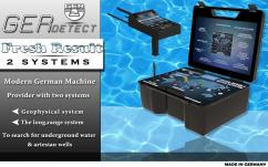FRESH RESULT 2 Systems Device-Water Detector  USD 6,000.00
