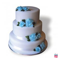 Send Cakes to India from  New Zealand by Sendbestgift.com
