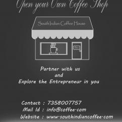 Ethix South Indian Coffee Franchise