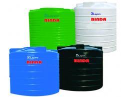 Plastic Water Tank Exporters in India