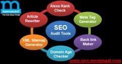 Search engine optimization tool, Free Online SEO tools, Professional SEO Metrics