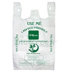 Biodegradable plastic bags manufacturer