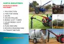 Pole Erection,ground Drilling,auger,tractor Crane,transit Mixture,piling Machine