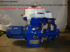 Alfa Laval Lube Oil Separator, Diesel Oil Separator, Fuel Oil Separator MAB103