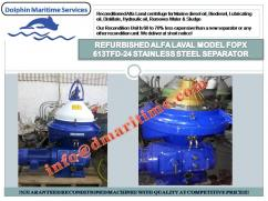 Alfa laval centrifuge, oil purifier, oil separator, MAPX-207, MOPX-207, MAPX-309