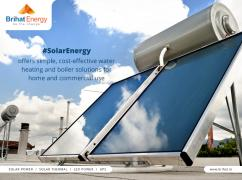 Leader in Solar Energy for Home or Business - Brihat Energy