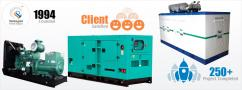 Industrial Power Generator Rentals