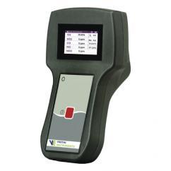 portable flue gas analyzer