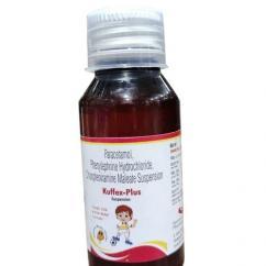Paracetamol Phenylephrine Hydrochloride Chlorpheniramine Maleate Suspension