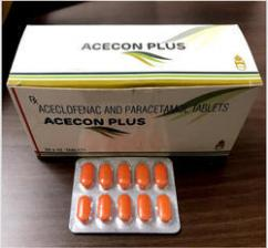 ACECON PLUS TABLETS