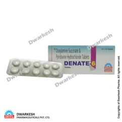 Doxylamine Succinate And Pyridoxine Tablets