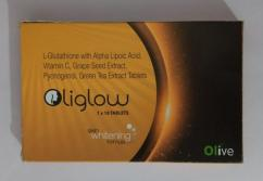 L-Glutathione With Grape Seed Extract, Pycnogenol, Green Tea Extract Tablet