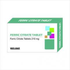 Ferric Citrate Tablets