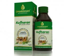 Get rid of Cough by Kufharan, the best Cough Syrup