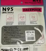 N 95 Virus Protective Mask