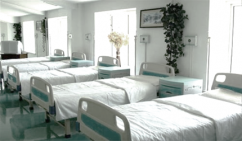 linen Bedsheet For Hospital