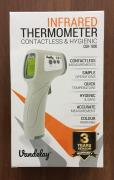 Vandelay Infrared Thermometer CQR-T800