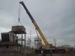 CHIMNEY demolition / dismantling contractor tritherm techno solutions 7358333397