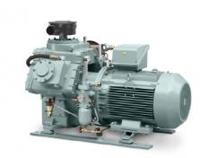 LT KE Water cooled Piston Compressors for starting Air