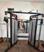 Get heavy duty full club gym equipment machine setup UP Based.