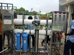 Water Treatment and RO Plants