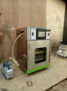 Vacuum ovens for welding
