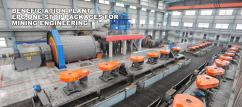 Sinonine a professional manufacturer of mining machinery and beneficiation plant