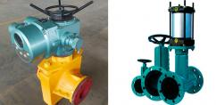 PINCH VALVES SUPPLIER DEALER EXPORTER AND MANUFACTURER IN INDIA