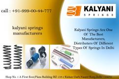 Spring Steel Wire Manufacturers in India  Kalyani spring