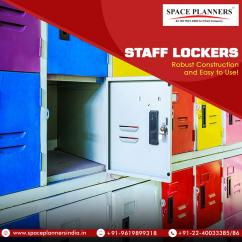Staff Lockers Manufacturer & Supplier India