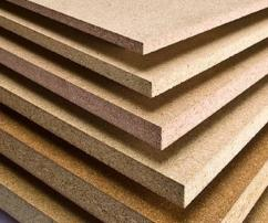 Particle boards for Furniture Manufacturing