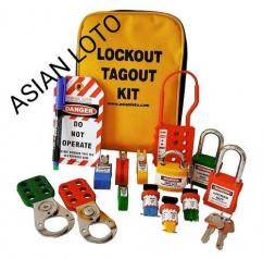 Lockout Tagout Asian