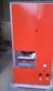 Paper plates dona machine