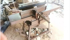 Wood Cutting and finishing machine