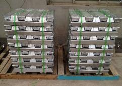 High Purity Primary Aluminium Ingots