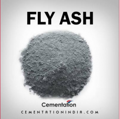 cementation India is a supplier of Fly ash