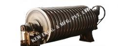 Cooling Drum for Textile & Paper Industry, Industrial Rubber Rollers
