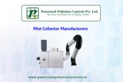 Mist collector manufacturers