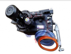 Hydro Pneumatic Web Aligner Power Pack Unit, Web Guide System