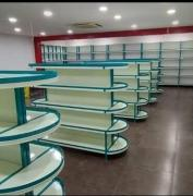 Metal Racks And Counters Manufacturing