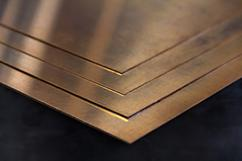Durable Copper & Brass Sheets Manufactured at Nexim Alloys.