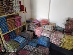 Hand block printed suits and saree manufacturer