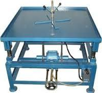 Vibrating Table Dealer in Chennai