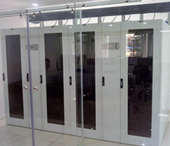 Self contained server rack in Bangalore