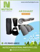 Wind Parts Suppliers   Wind Generator Parts - Nutech