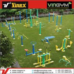 Outdoor Fitness Equipment Manufacturers